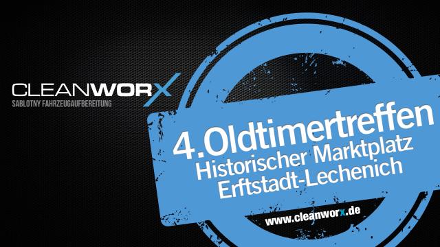 Oldtimertreffen in Erftstadt Lechenich 2016