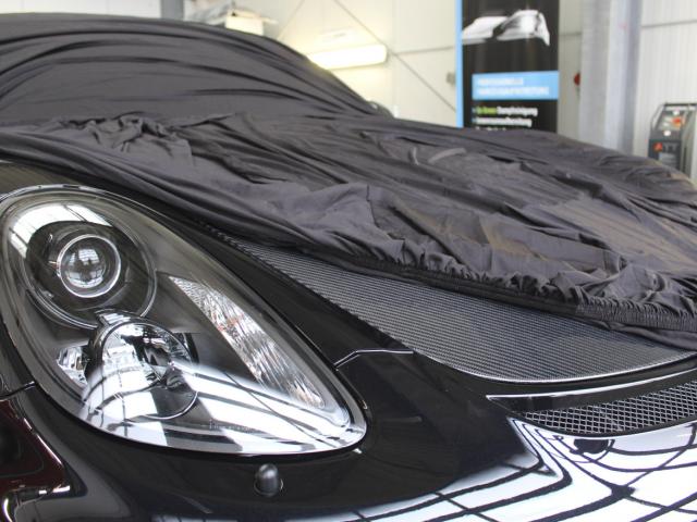 Porsche Fahrzeugabdeckung Cover