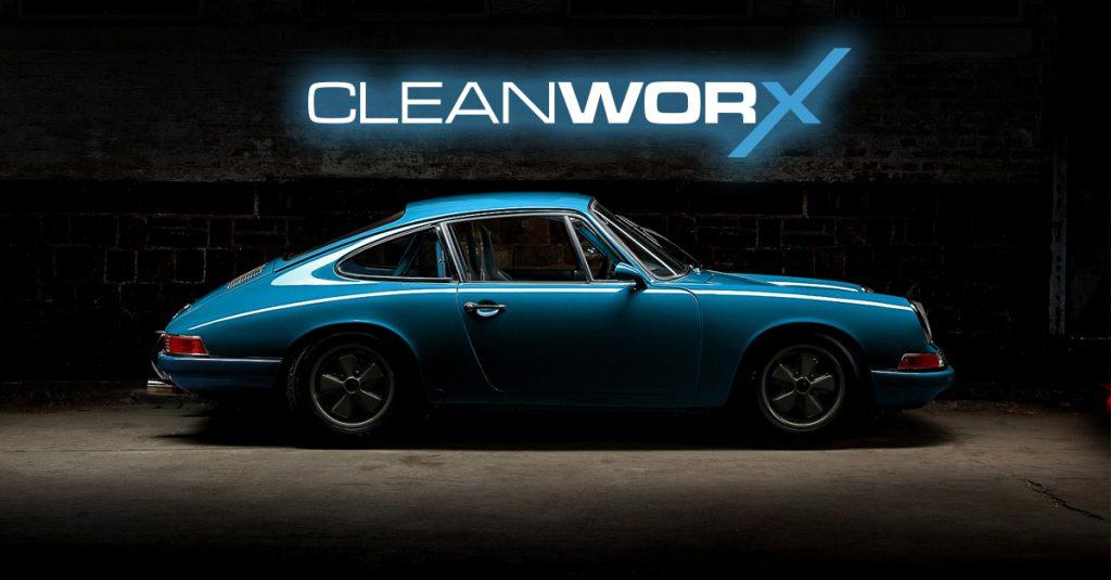 Porsche Aufbereitung NRW Cleanworx
