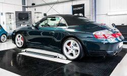 Porsche 911 996 Cabriolet Autoaufbereitung 3