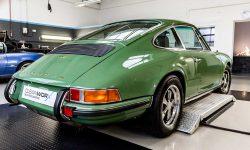 Porsche 911 S Urmodell Autoaufbereitung 11