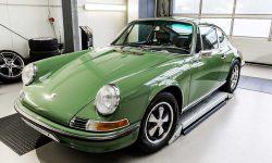 Porsche 911 S Urmodell Autoaufbereitung 12