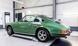 Porsche 911 S Urmodell Autoaufbereitung 2