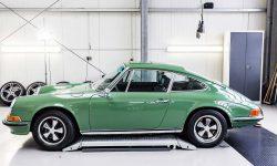 Porsche 911 S Urmodell Autoaufbereitung 3