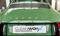 Porsche 911 S Urmodell Autoaufbereitung 4