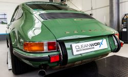 Porsche 911 S Urmodell Autoaufbereitung 5
