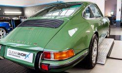 Porsche 911 S Urmodell Autoaufbereitung 6
