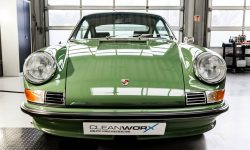 Porsche 911 S Urmodell Autoaufbereitung 7