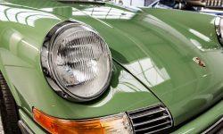 Porsche 911 S Urmodell Autoaufbereitung 9