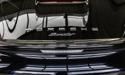 Porsche Boxster 981 Black Edition Autoaufbereitung 5