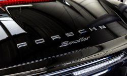 Porsche Boxster 981 Black Edition Autoaufbereitung 7