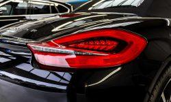 Porsche Boxster 981 Black Edition Autoaufbereitung 9