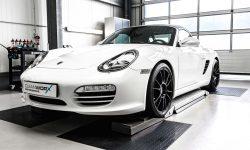 Porsche Boxster 987 Autoaufbereitung 2