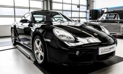 Porsche Cayman S 987c Autoaufbereitung 11