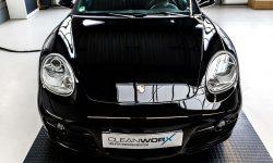 Porsche Cayman S 987c Autoaufbereitung 13