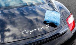Porsche Cayman S 987c Autoaufbereitung 2