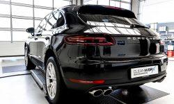 Porsche Aufbereitung Macan S
