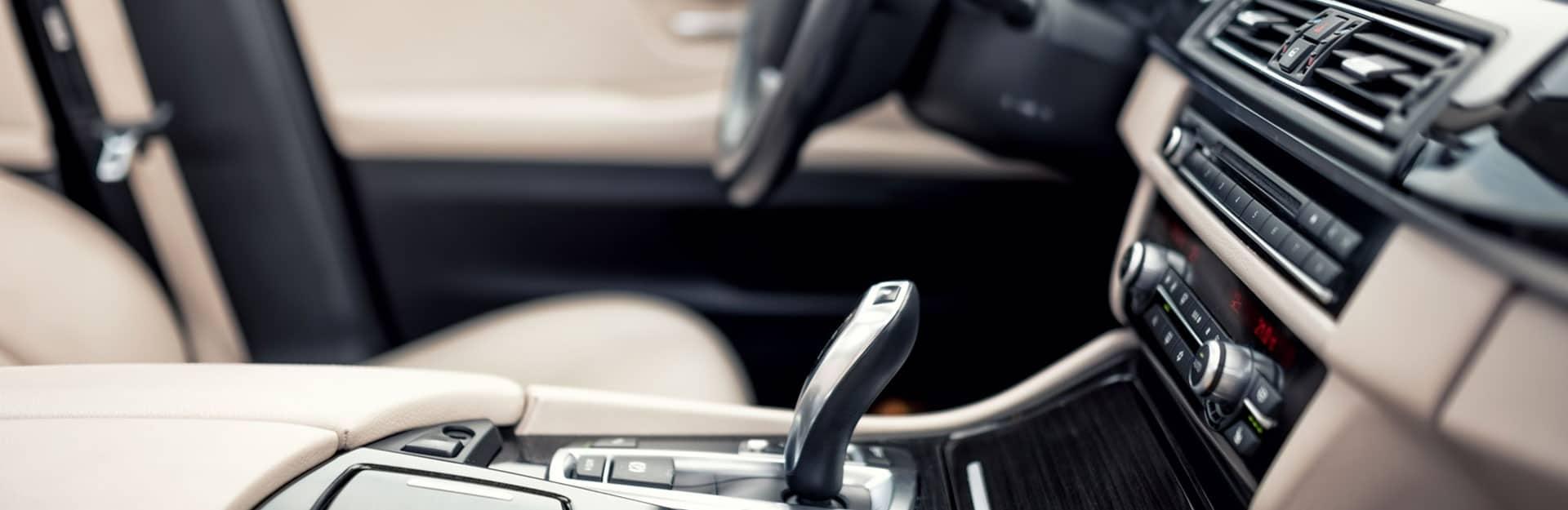 Innenreinigung Auto