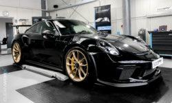 Keramikversiegelung Porsche GT3 RS von Cleanworx