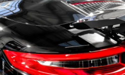 Porsche 911 Targa Keramikversiegelung von Cleanworx