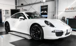 Keramikbeschichtung Porsche 911 991 Cleanworx 10