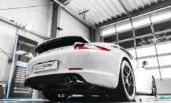 Keramikbeschichtung Porsche 911 991 Cleanworx 14