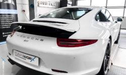 Keramikbeschichtung Porsche 911 991 Cleanworx 15