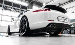 Keramikbeschichtung Porsche 911 991 Cleanworx 16