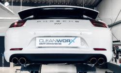 Keramikbeschichtung Porsche 911 991 Cleanworx 5