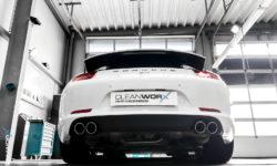 Keramikbeschichtung Porsche 911 991 Cleanworx 6