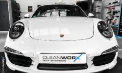 Keramikbeschichtung Porsche 911 991 Cleanworx 8