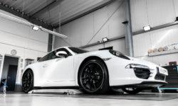 Keramikbeschichtung Porsche 911 991 Cleanworx 9