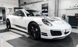 Keramikversiegelung 911 CARRERA S ENDURANCE RACING EDITION 16