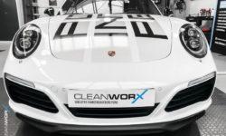Keramikversiegelung 911 CARRERA S ENDURANCE RACING EDITION 17