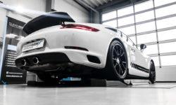 Keramikversiegelung 911 CARRERA S ENDURANCE RACING EDITION 18