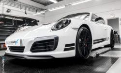 Keramikversiegelung 911 CARRERA S ENDURANCE RACING EDITION 3