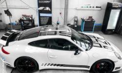 Keramikversiegelung 911 CARRERA S ENDURANCE RACING EDITION 5