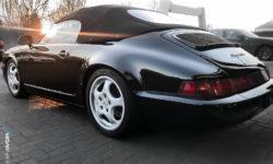 Keramikversiegelung Porsche 911 964 Speedster Cleanworx 10