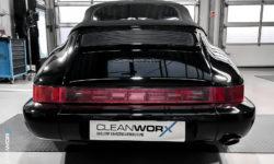 Keramikversiegelung Porsche 911 964 Speedster Cleanworx 14