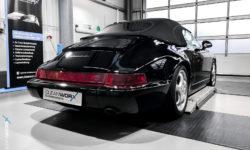 Keramikversiegelung Porsche 911 964 Speedster Cleanworx 15