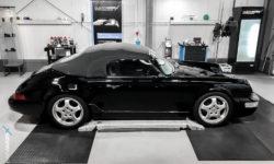 Keramikversiegelung Porsche 911 964 Speedster Cleanworx 16