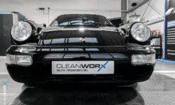 Keramikversiegelung Porsche 911 964 Speedster Cleanworx 17