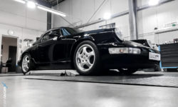 Keramikversiegelung Porsche 911 964 Speedster Cleanworx 18