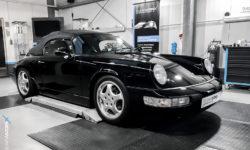 Keramikversiegelung Porsche 911 964 Speedster Cleanworx 19