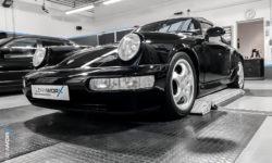 Keramikversiegelung Porsche 911 964 Speedster Cleanworx 20