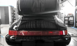 Keramikversiegelung Porsche 911 964 Speedster Cleanworx 9