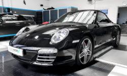 Porsche 911 997 Aufbereitung Cleanworx 10
