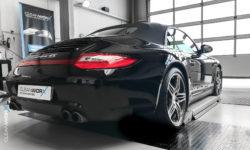Porsche 911 997 Aufbereitung Cleanworx 3