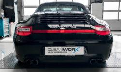 Porsche 911 997 Aufbereitung Cleanworx 5