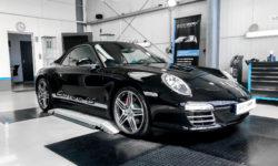 Porsche 911 997 Aufbereitung Cleanworx 8